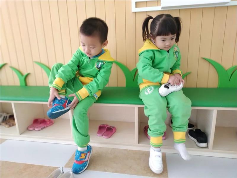 """""""我是生活小达人!""""——香港艾乐幼儿园台山日丽园"""